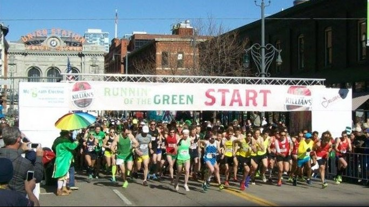 31st Annual Runnin' of the Green Lucky 7K & Leprechaun ...