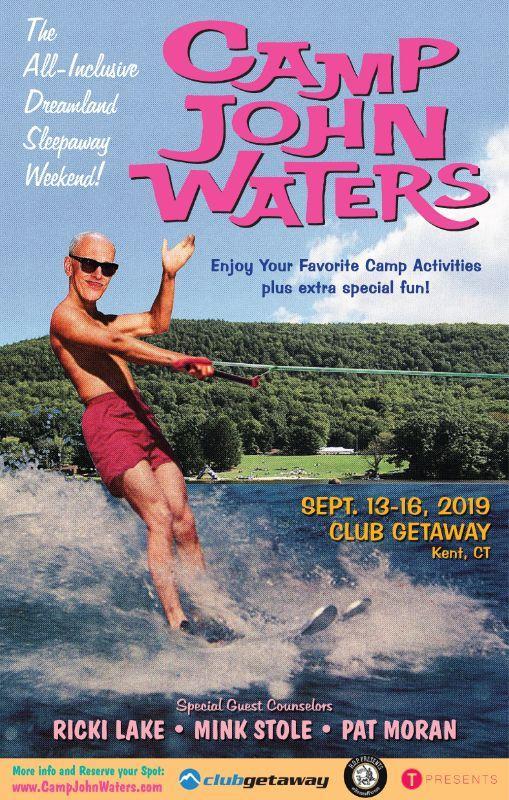 club getaway john waters